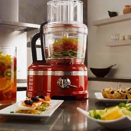 robot multifonctions kitchenaid prix
