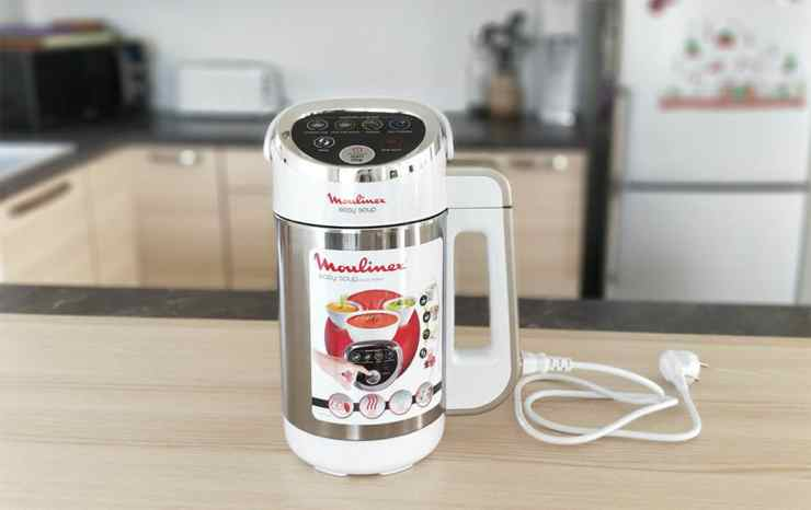Moulinex Easy Soup LM841110 avis test