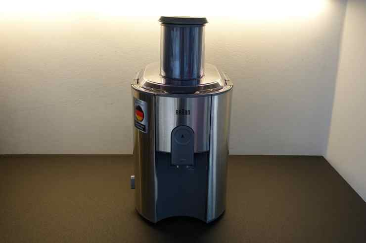 Braun J700 Multiquick Juicer avis test