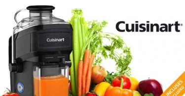 Cuisinart CJE500E avis test