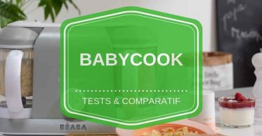 meilleur babycook comparatif avis