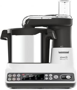 Kenwood kCook Multi CCL401WH - equivalent thermomix