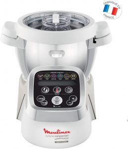 Moulinex Companion HF802AA1 - alternative thermomix