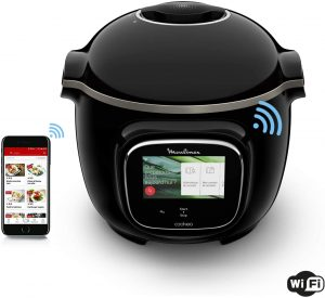 Moulinex Cookeo Touch Wifi - alternative pas cher thermomix